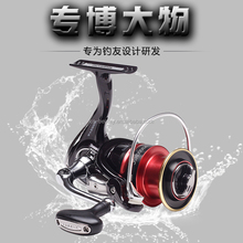 Factory supply fly fishing reel gold supplier