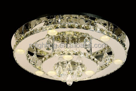 Hot sale Diamond morden LED Crystal Chandelier Light