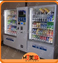 CE certificated automatical high capacity pop pizza vending machine in China