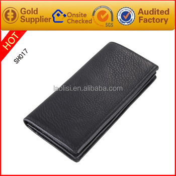 Top 10 wallet brands handcrafted genuine leather China supplier