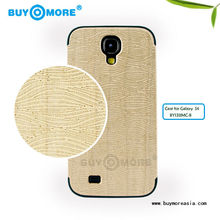 Brand new fashion bamboo wooden case for samsung s4 Made in China