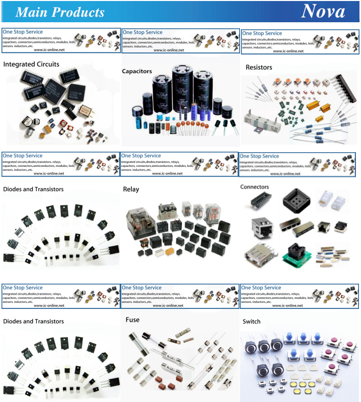 Wholesale List All original IC Chips Electronic Component TP4056.