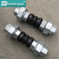 DN50 flexible epdm rubber expansion joint price