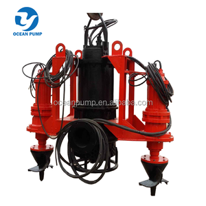 energy saving ZJQ series centrifugal submersible slurry dredge pump