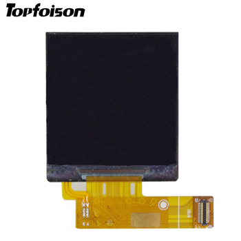 [In Stock] Topfoison 1.6inch lcd display sunlight readable with square lcd screen 240*240 capacitive touch screen for e bike