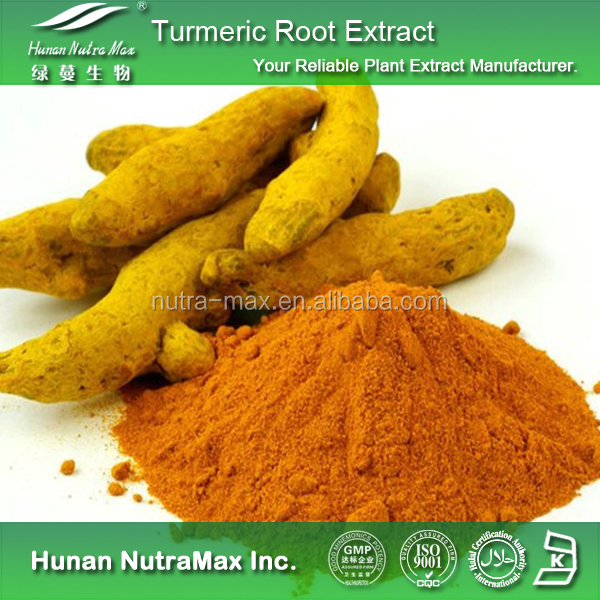 Hot Sale Turmeric Extract,Turmeric Root Extract,Tumeric Extract Curcuminoids 95%