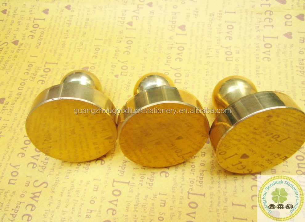 Wholesale Custom Brass Flash Stamp Handle/Pre-inked Rubber Flash Stamps