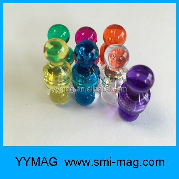 D11x17mm Magnetic Push Pins