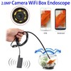 Top Quality Wifi Endoscope Camera 2.0 Megapixel Waterproof for Android