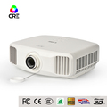 CRE 2K HD Projector 1080P Native Resolution 3LCD Display Technology 20000 Hours 3D Projector Interactive Multimedia Projector