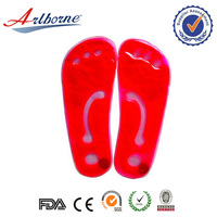 Artborne reusable gel hot pack pad could be used to foot massage