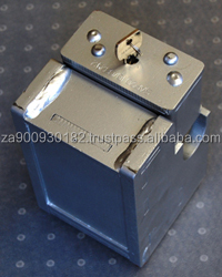 High Security Shipping Cargo Container Handle Tracker Lock