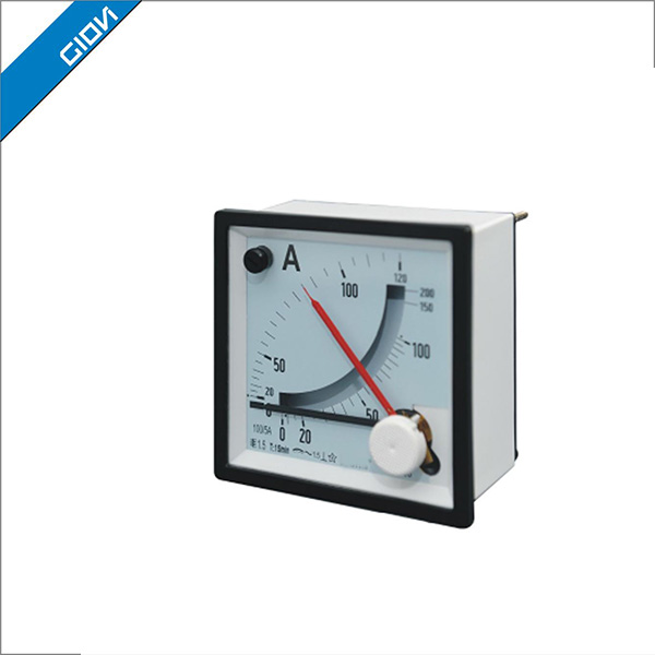 Analog digital panel 5a ammeter