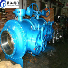 Flange pvc ball valve drawing Double opening exhaust valves