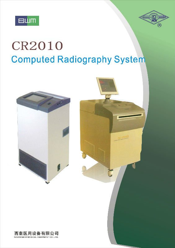 CR System Computered Radiography System