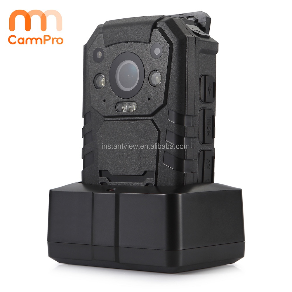 China IP65 Ambarella A7 Chipset 1296P High Definition 11 hours continuous recording police body worn camera for law enforcement
