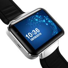 Bluetooth Smart Fitness Watch DM98 3G Android 4.4 OS WIFI GPS 2.2 Inch Screen smart watch