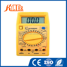 2017 New AC DC Current M-3900 specifications Digital Multimeter