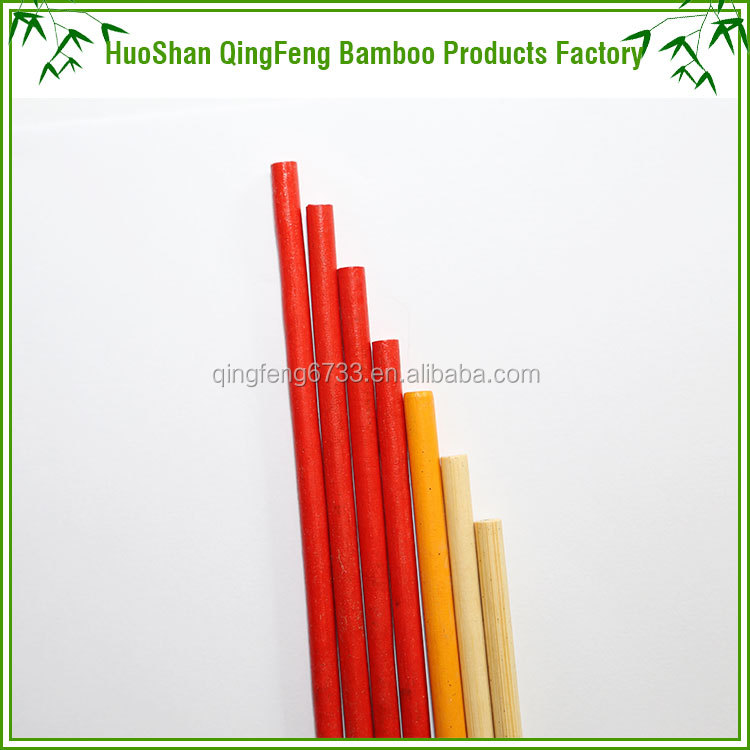 QF wholesale promotional bamboo toy game sticks