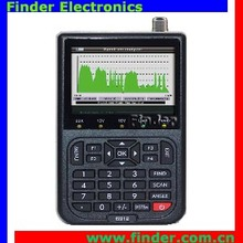 DVB-S2 professional Satellite Finder Meter with Real Time Spectrum Analyzer 6912