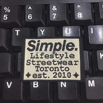 2017 Hot sale custom eco-friendly clothing woven labels garments woven labels
