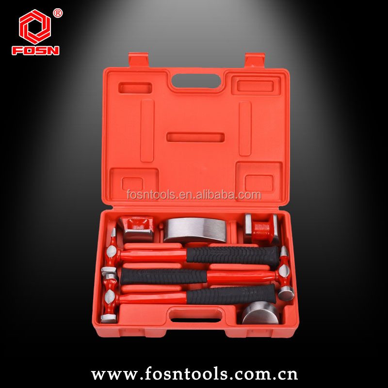 Body Hammer Tool Set 7pcs