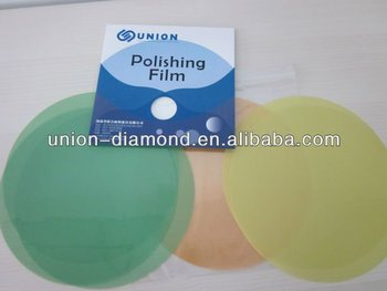 superfien products: Polishing Film with high removing rate