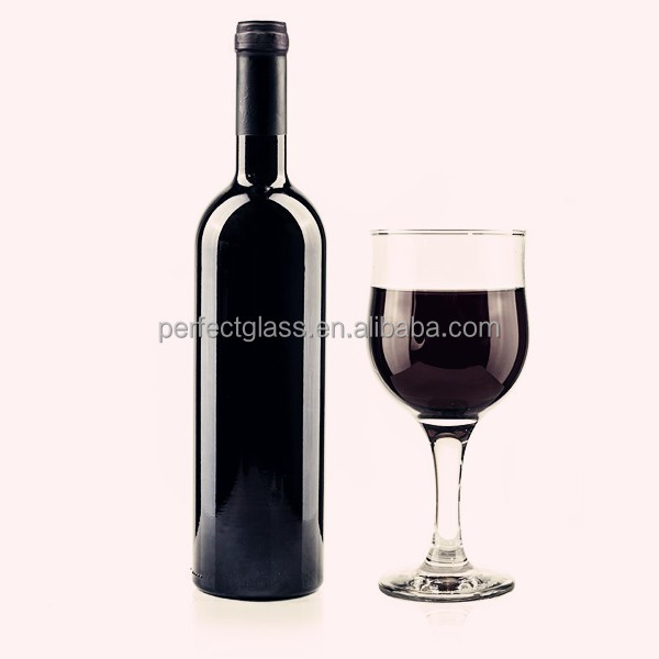 750ml glass wine bottle / glass wine bottle wholesale / empty glass bottle