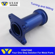 Yontone Good Team Work ZL108 Aluminum Brass Steel Iron Copper plastics machining