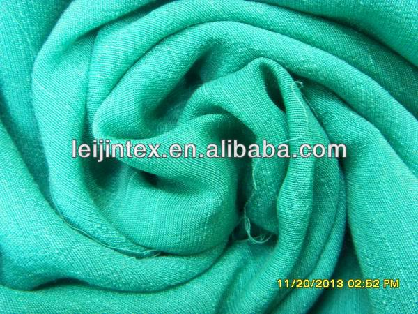 whosealer polyester viscose blend crepe bamboo joint fabric for jacket