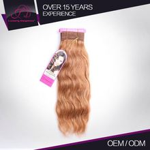 Excellent Quality Heathy 100% Human Hair Syntetic Hair Extensions