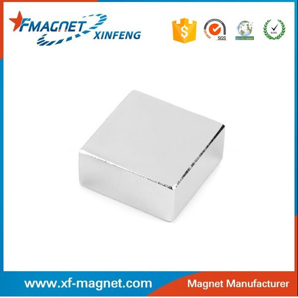 Industrial Strong N42 NdFeB Magnets/ Neodymium Magnets Block 50x50x25mm