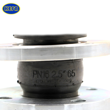 KEFA Round rubber bellows expansion joints flange dn2200