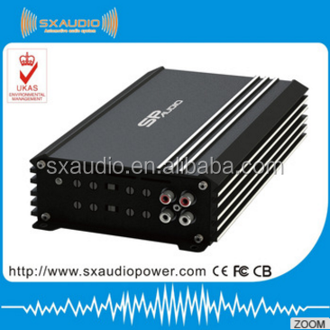 Korea Style 1Channel 1300watt Car Audio Subwoofer Power Amplifier,mini mono Block Class D Amplifier