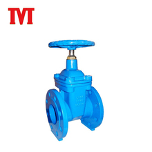 3 inch electric direct buried cast iron gate valve