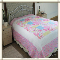 good quality quilt/ cotton bed Sheets /cotton patchwork quilts