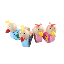 FQ brand bird Hot sale high quality toy Eco-friendly children wholesale wooden survival whistle