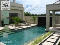 Best quality Sukabumi swimming pool tiles