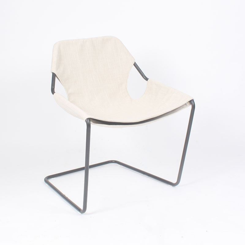 Modern wholesale replica Paulistano chair With Stainless Steel Frame