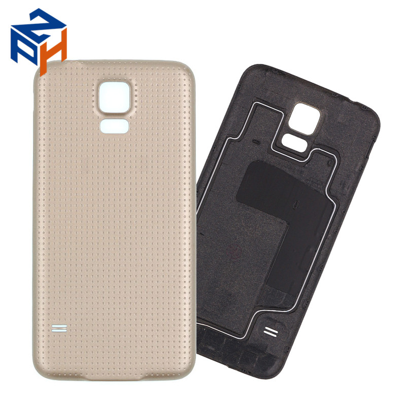 High Quality Housing Cover For Samsung Galaxy S5 i9600 G900P G900V Battery Door Cover