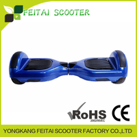Blue China Top 10 smart balance scooter 2 wheel stand up electric scooter electric mobility scooter