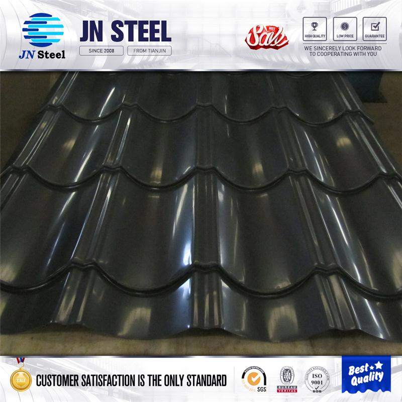 bitumen corrugated roofing sheets made in China