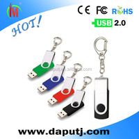 Factory gift usb 2.0 drive / usb stick with custom logo