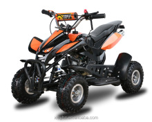 EEC Certification and Gas / Diesel Fuel 2-stroke 50cc EEC road legal ATV/Quad/Four wheeler(ATV50-07)