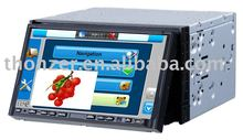"7"" touch screen Double Din Car DVD with Picture in Picture Function(TZ-DI7403)"