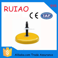 RUIAO OEM machine cast iron and rubber shock absorber anti vibration pad