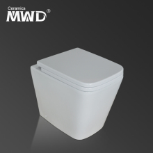 Fashional design selling top sanitary ware back to wall toilet
