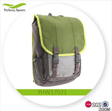 Nylon School Bag Trendy Backpack Outdoor Adventure Backpack