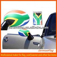 packed south africa car mirror cover
