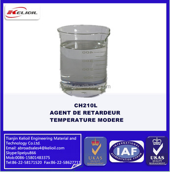 Oil Well Cementing Additives - Retarder Liquid